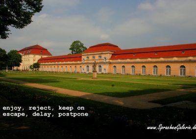 Englisch in 5 TAGEN Schloss Charlottenburg gerund 1