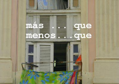 Kuba spanisch mas o menos