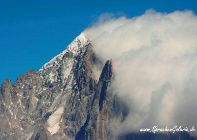 Mont Blanc Sommer 2017 SprachenGalerie peak time