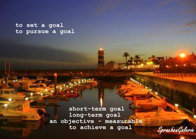 English Leaderhsip goals