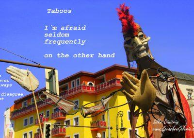 taboos SprachenGalerie 1