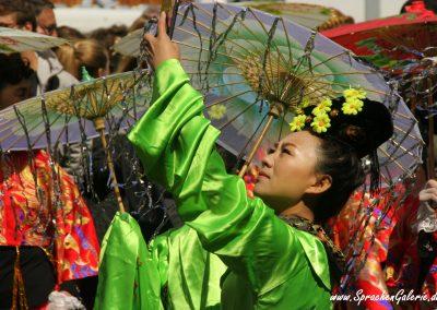 Karneval der Kulturen 2016 China SprachenGalerie Berlin