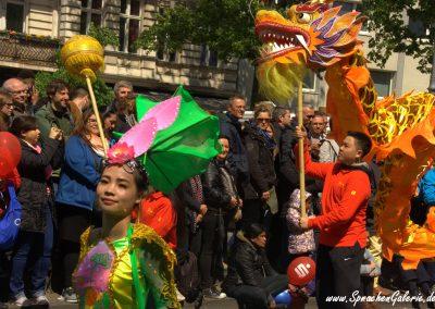 Karneval der Kulturen 2016 SprachenGalerie Interkulturelles China