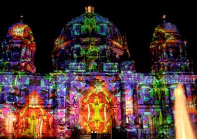 fb sign Dom Festival of Lights Silke Dimitriw SprachenGalerie 2013