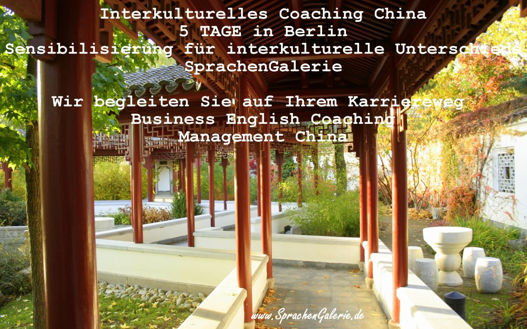 Interkulturelles Coaching China Management – Business English