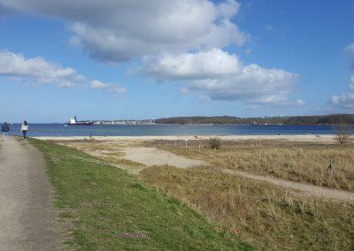 Kieler Strand SprachenGalerie