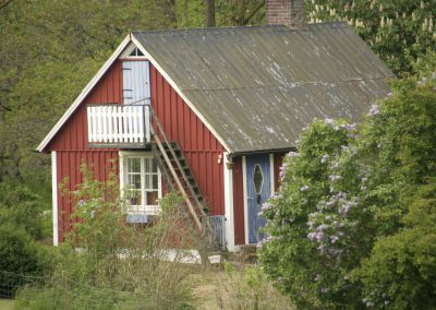 Roadtrip Sweden hut SprachenGalerie