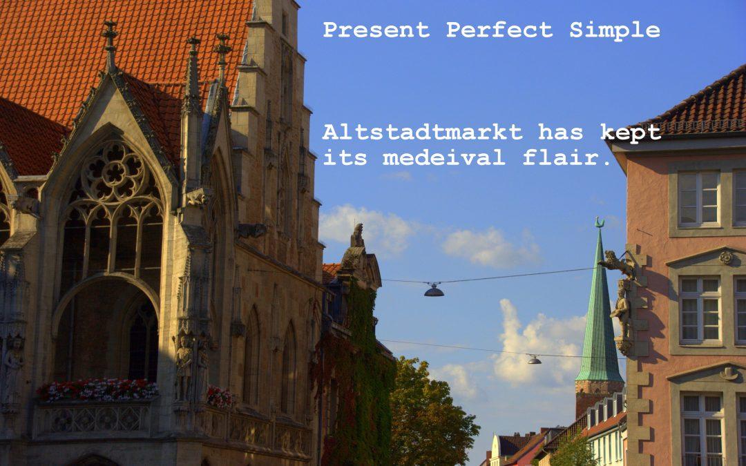 Wie lerne ich englische Grundgrammatik – Englisch lernen in 5 Tagen in Hamburg