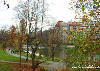 Englisch lernen in 5 TAGEN am Lietzensee SprachenGalerie Herbstferien
