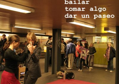 LearnPic me gusta bailar Salsa in Ubahnhof fb