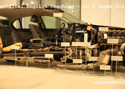 Technical English Coaching in 5 Tagen lernen SprachenGalerie