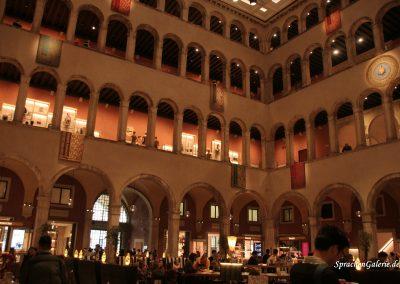 Innenarchitektur Venedig 2017 SprachenGalerie
