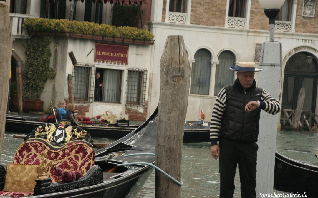 Wie lerne ich italienische Grundgrammatik?