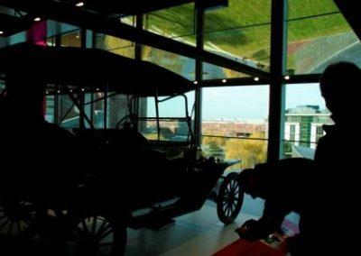 Englisch lernen Autostadt  SprachenGalerie automobile English lesson