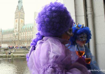 Venezianischer Karneval Hamburg_SprachenGalerie 2018