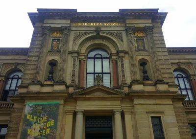 Bibliotheca Wolfenbüttel 2018 SprachenGalerie