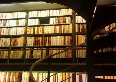 Bibliothek von Wolfenbüttel Juni 2018 SprachenGalerie