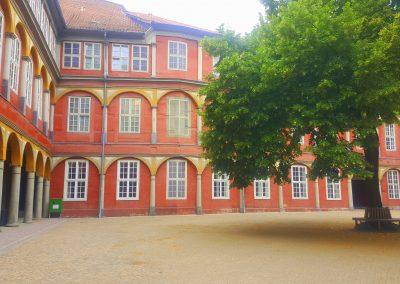 Schloss Wolfenbüttel English lernen SprachenGalerie