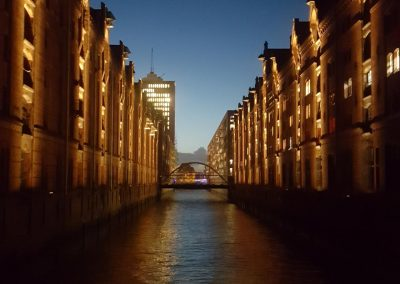 Hamburg Dezember 2018